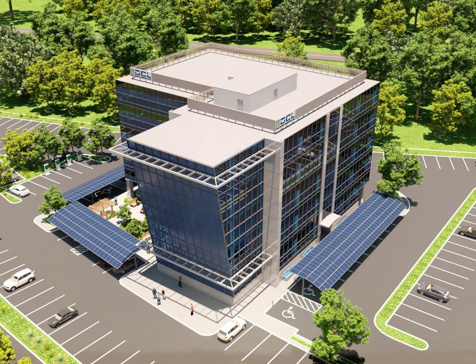 Green sustainable medical facility, Niagara Falls